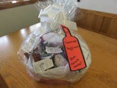 #39 Homemade Happiness donated by Horvats Harvest