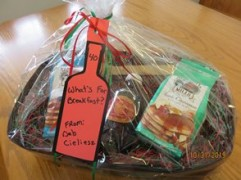 #40 What is  for Breakfast donated by Deb Cieliesz