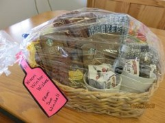 #41 Warm Winter Wishes donated by Sue Winchell.