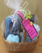 #6 Soak Your Cares Away donated by Connie Thomas